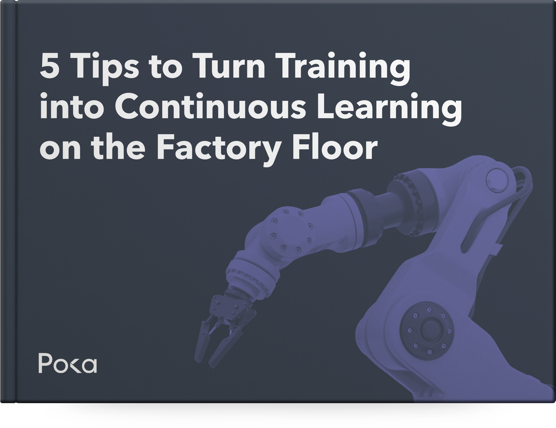 Turn Training into Continuous Learning e-book